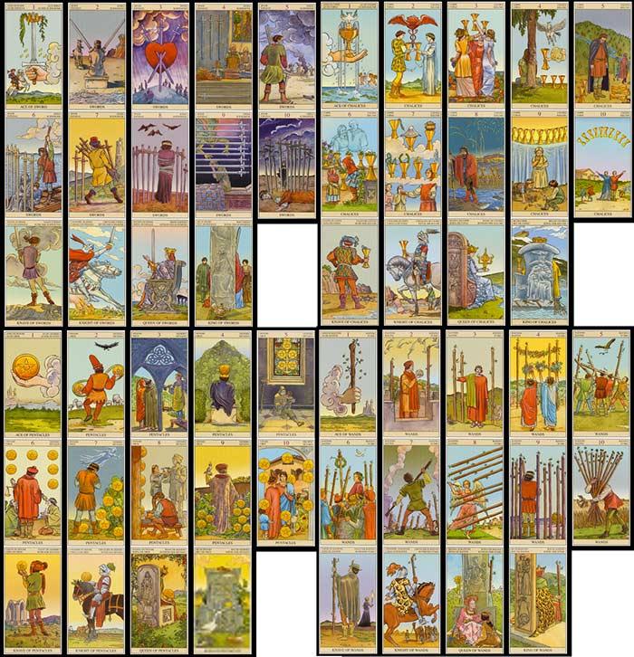 Книга зеркальный мир таро нью вижн скачать